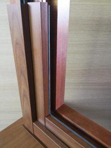 serramenti il legno alluminio