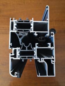 profili serramenti in alluminio