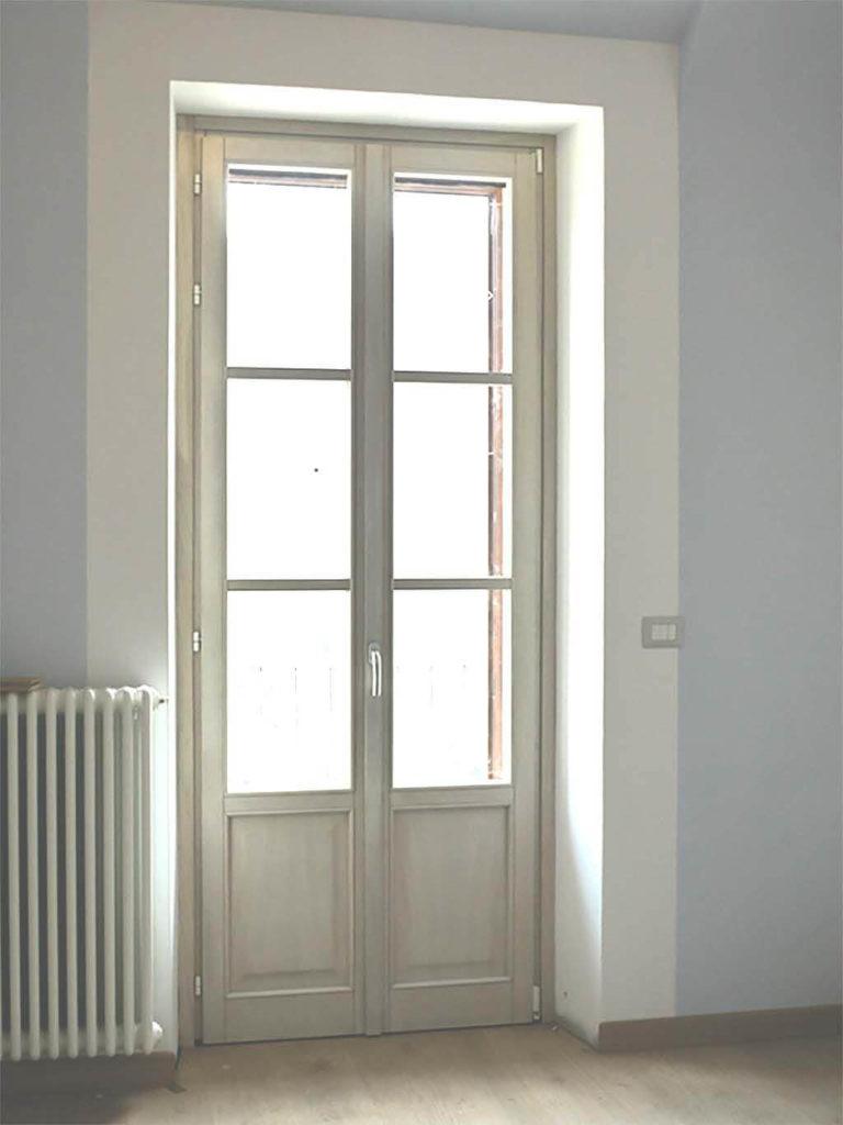 serramenti bianchi