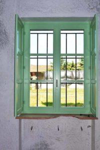 serramento verde